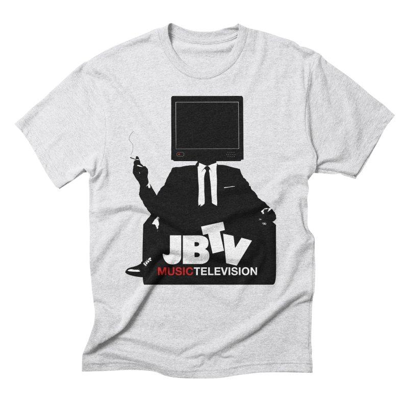 MAD FOR JBTV Men's Triblend T-Shirt by JBTV's Artist Shop