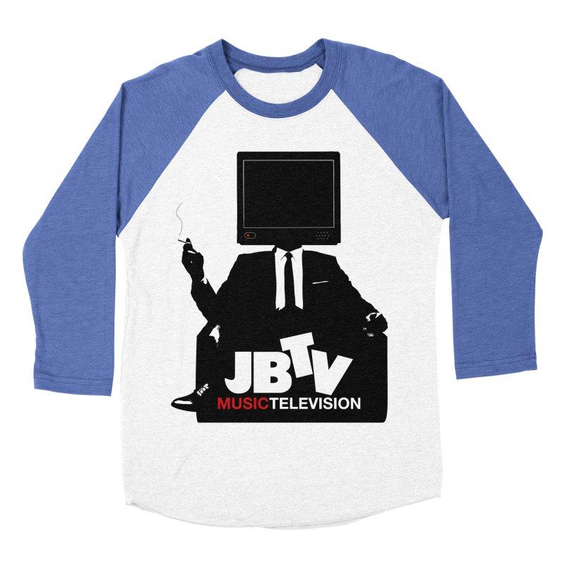 MAD FOR JBTV Women's Baseball Triblend Longsleeve T-Shirt by JBTV's Artist Shop
