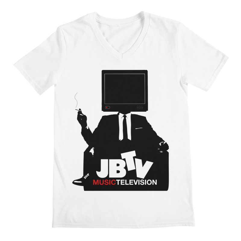 MAD FOR JBTV Men's V-Neck by JBTV