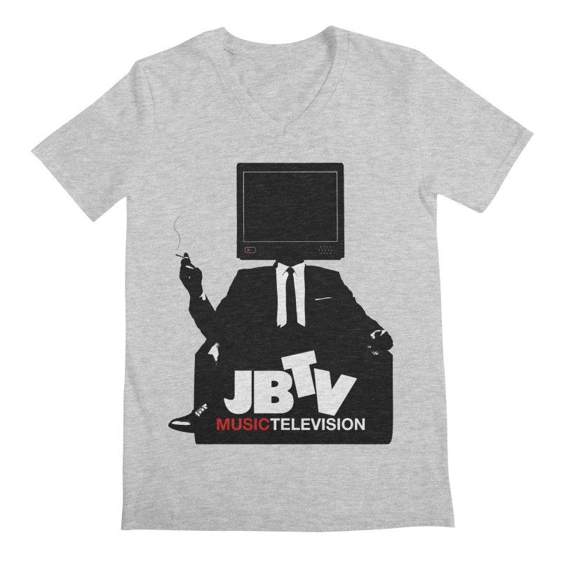 MAD FOR JBTV Men's V-Neck by JBTV's Artist Shop