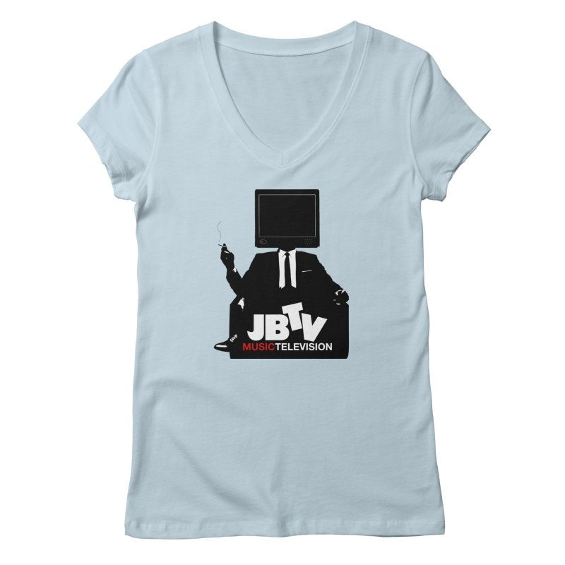 MAD FOR JBTV Women's V-Neck by JBTV