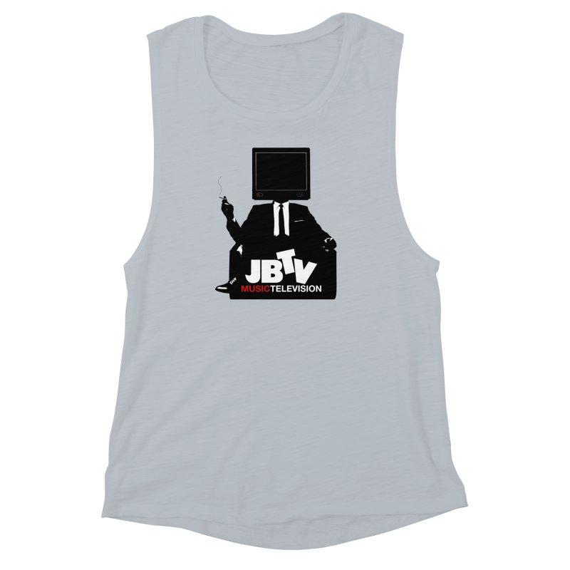 MAD FOR JBTV Women's Muscle Tank by JBTV's Artist Shop