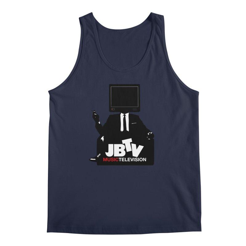 MAD FOR JBTV Men's Tank by JBTV's Artist Shop