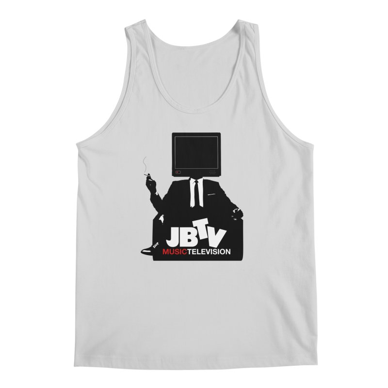 MAD FOR JBTV Men's Tank by JBTV's Artist Shop