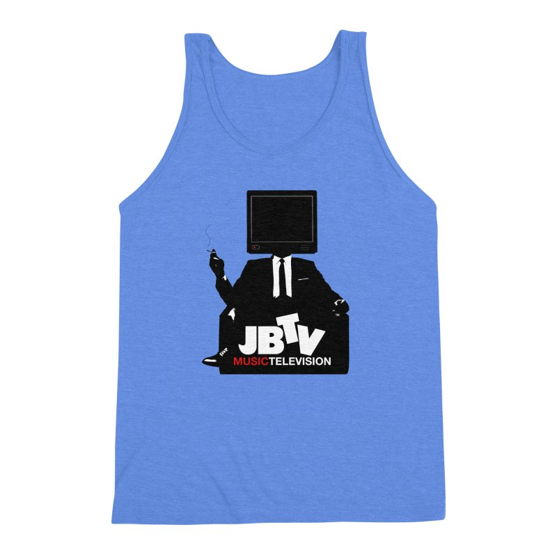 MAD FOR JBTV Men's Triblend Tank by JBTV