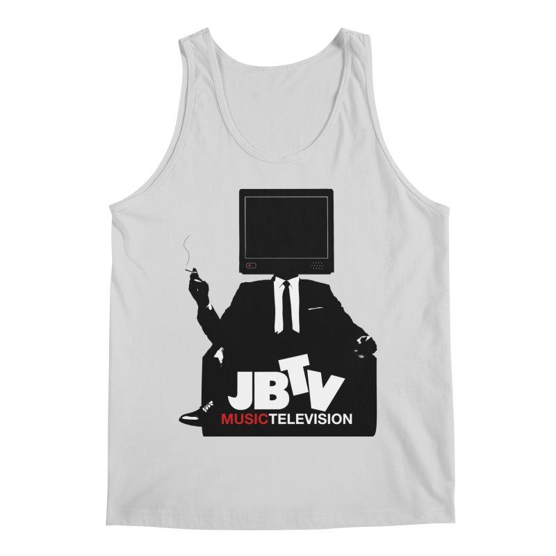 MAD FOR JBTV Men's Regular Tank by JBTV