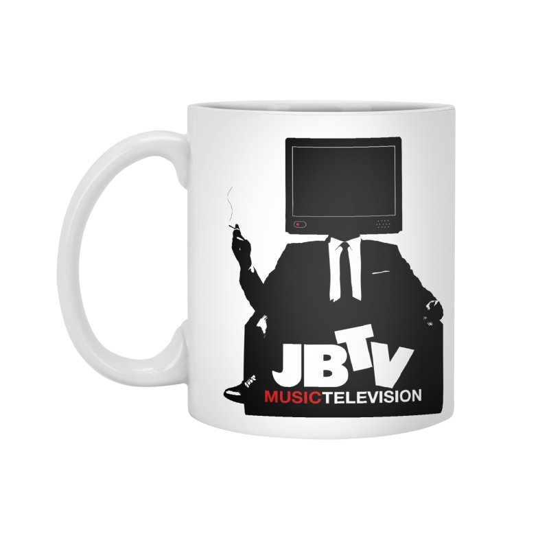 MAD FOR JBTV Accessories Standard Mug by JBTV