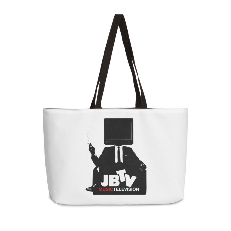 MAD FOR JBTV Accessories Weekender Bag Bag by JBTV