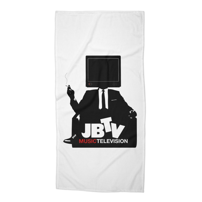 MAD FOR JBTV Accessories Beach Towel by JBTV