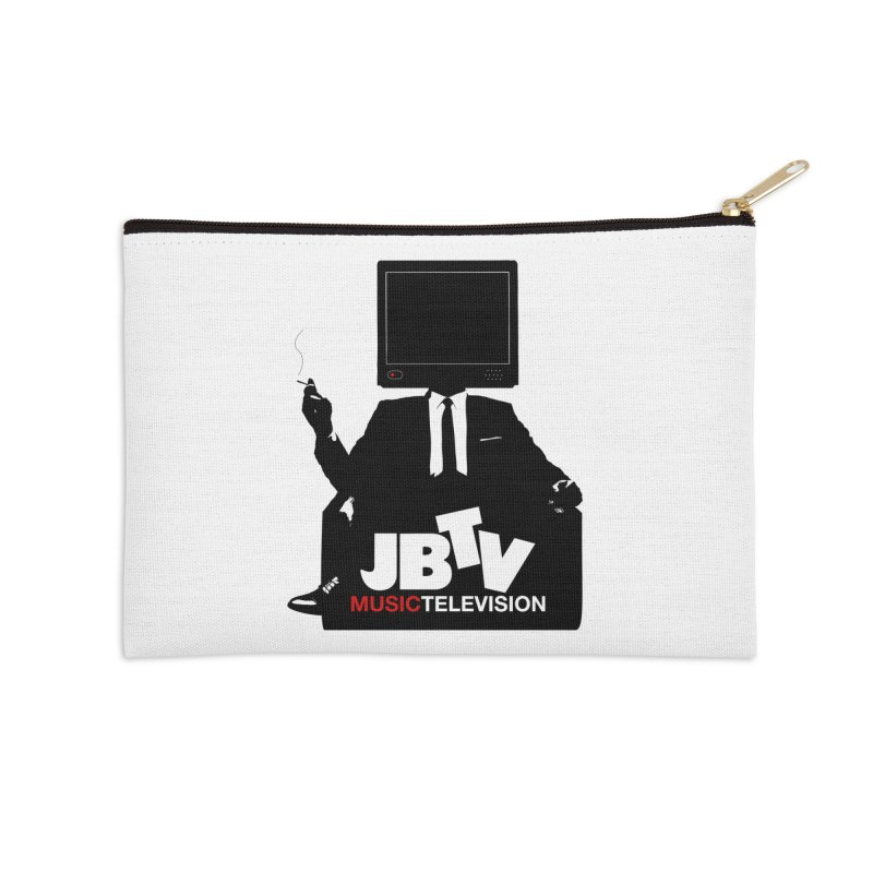 MAD FOR JBTV Accessories Zip Pouch by JBTV's Artist Shop