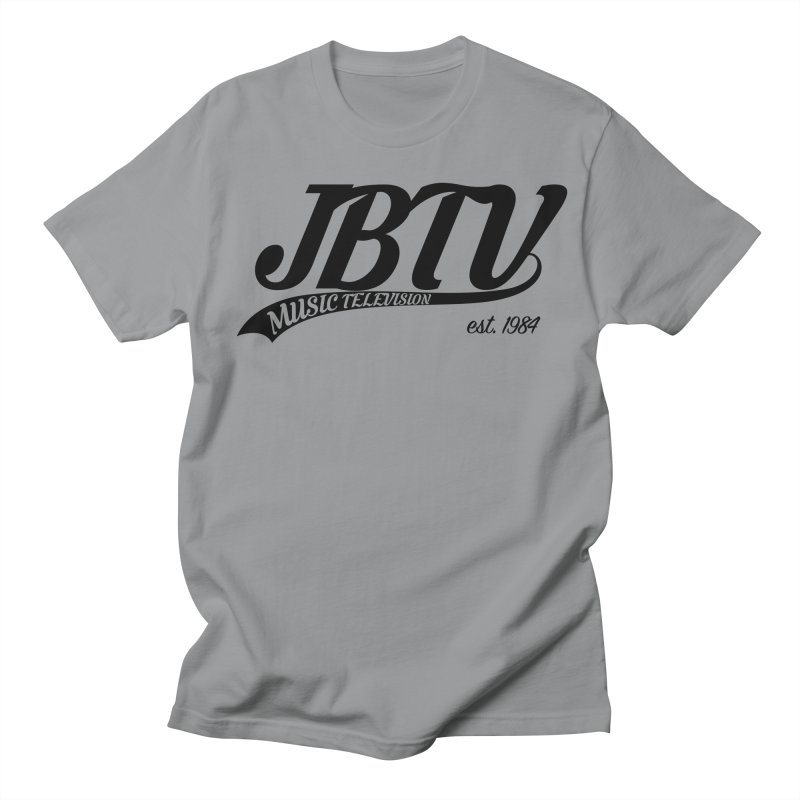 JBTV Retro Baseball Shirt Men's Regular T-Shirt by JBTV