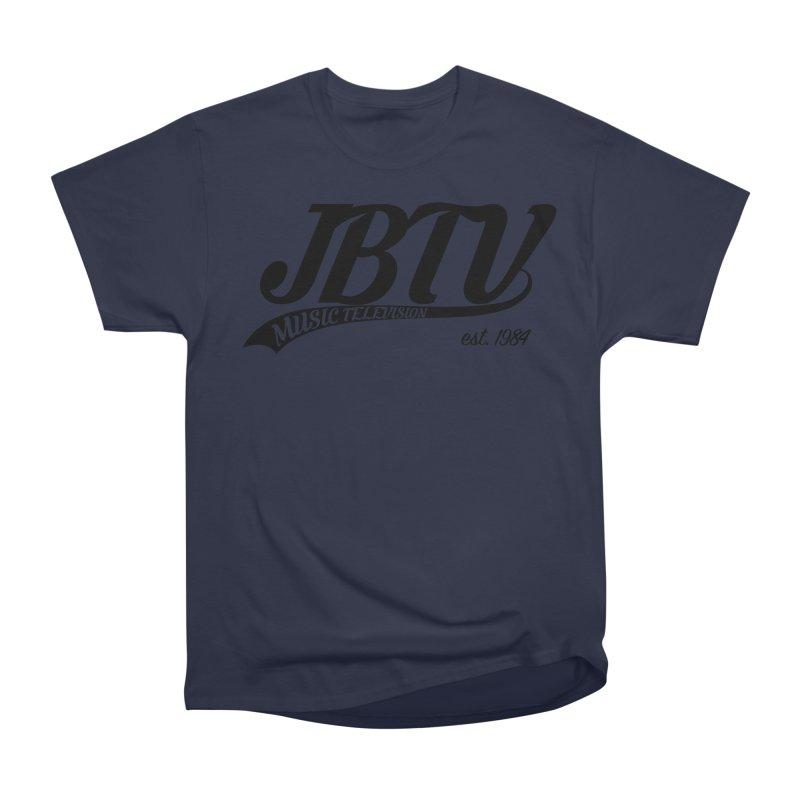 JBTV Retro Baseball Shirt Men's Classic T-Shirt by JBTV's Artist Shop
