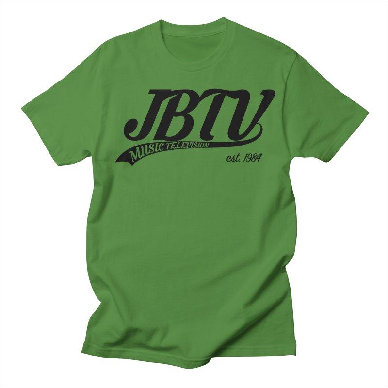 JBTV Retro Baseball Shirt Women's Unisex T-Shirt by JBTV's Artist Shop