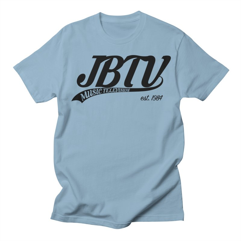 JBTV Retro Baseball Shirt Women's Regular Unisex T-Shirt by JBTV