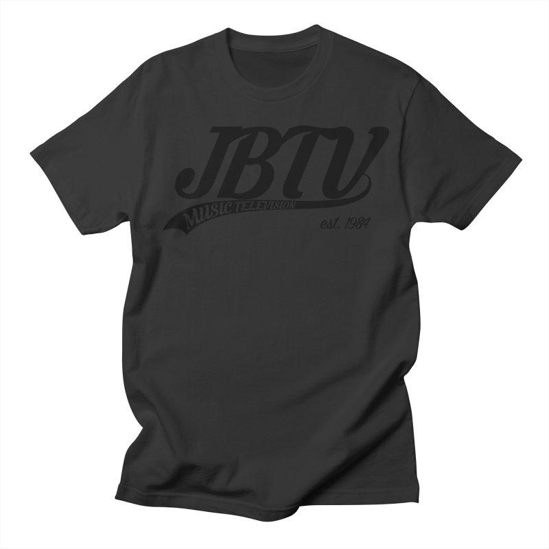 JBTV Retro Baseball Shirt Men's Regular T-Shirt by JBTV