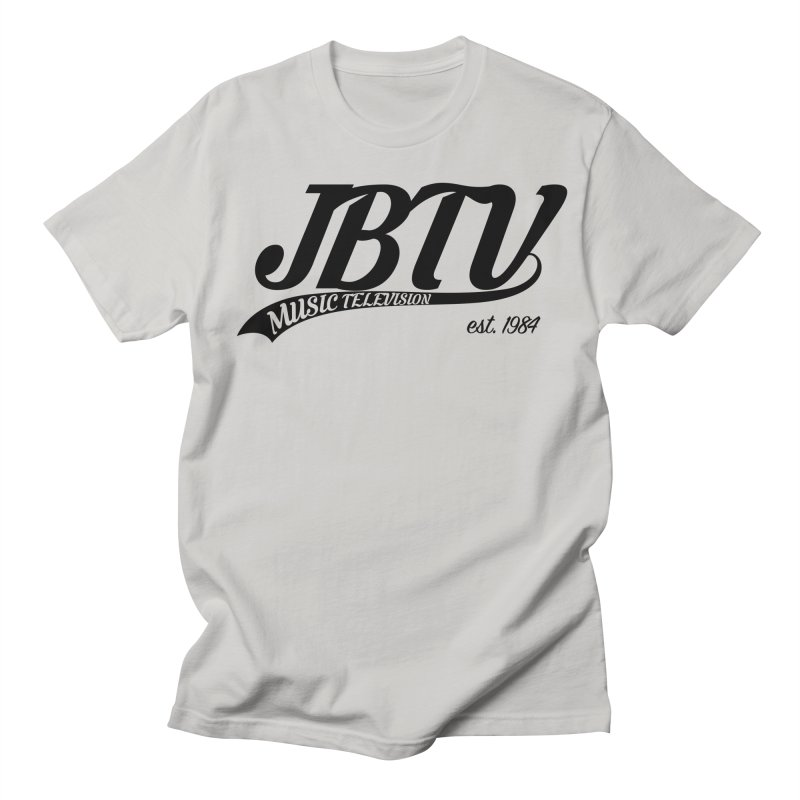 JBTV Retro Baseball Shirt Men's Regular T-Shirt by JBTV's Artist Shop