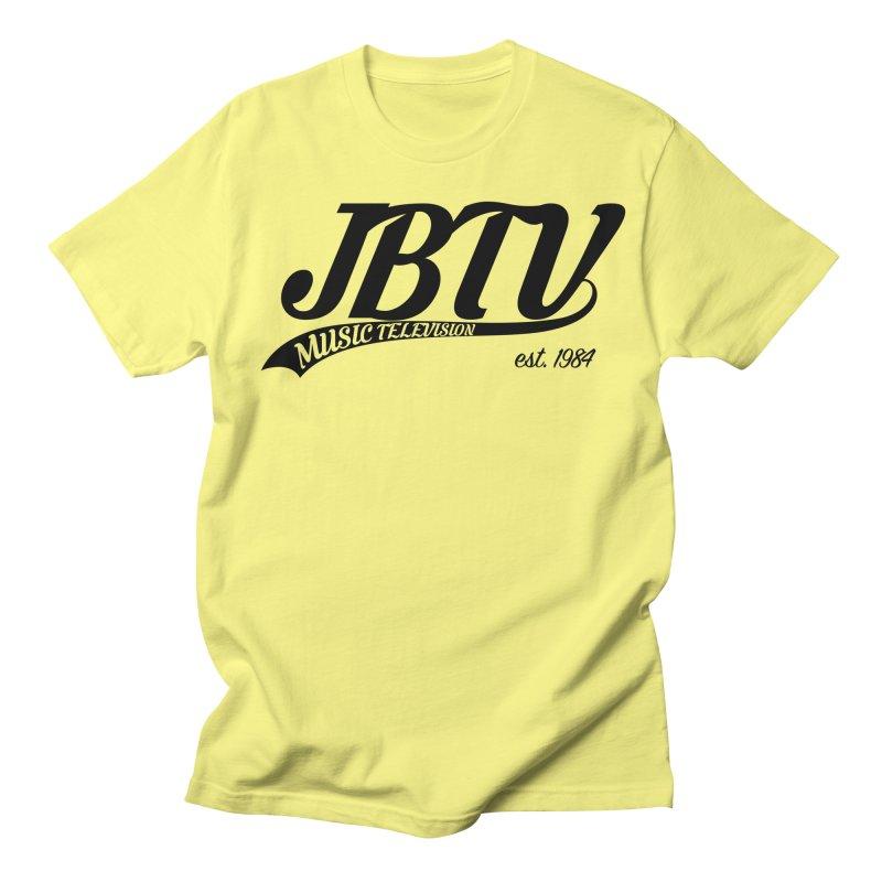 JBTV Retro Baseball Shirt Women's Regular Unisex T-Shirt by JBTV's Artist Shop