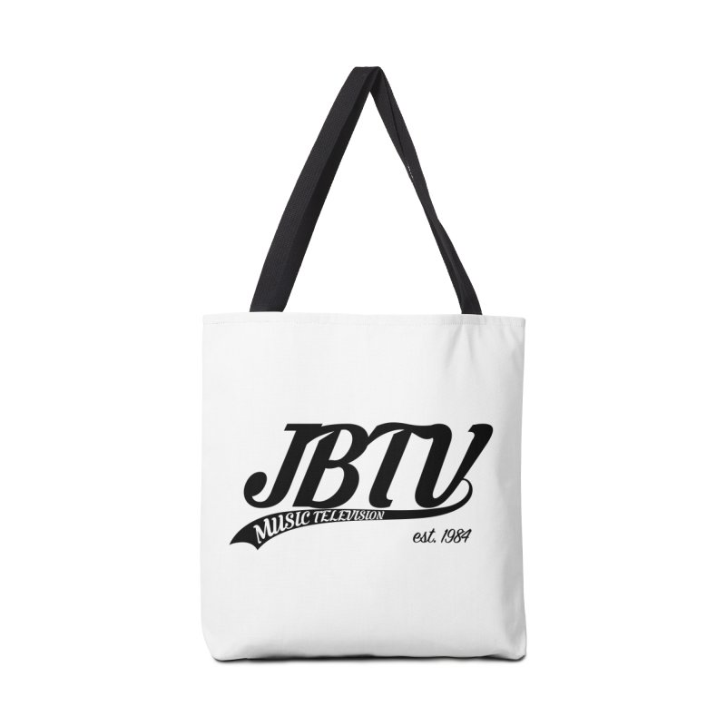 JBTV Retro Baseball Shirt Accessories Bag by JBTV's Artist Shop