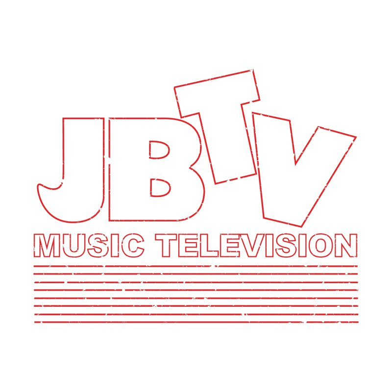 Edgy Design #2 (Red) Men's T-Shirt by JBTV