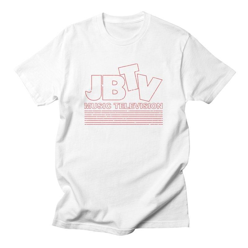 Edgy Design #2 (Red) Women's T-Shirt by JBTV