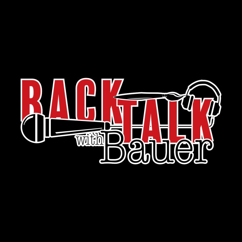 Back Talk With Bauer (Original) Men's T-Shirt by JBauerart's Artist Shop