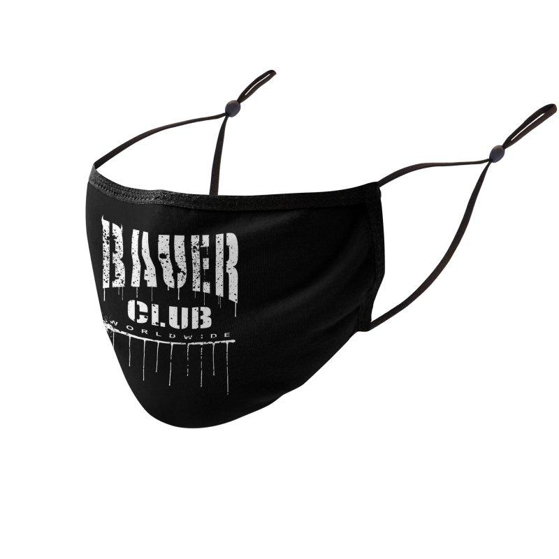 Bauer Club Worldwide Accessories Face Mask by JBauerart's Artist Shop