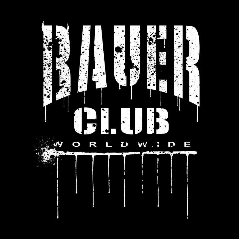 Bauer Club Worldwide Men's T-Shirt by JBauerart's Artist Shop