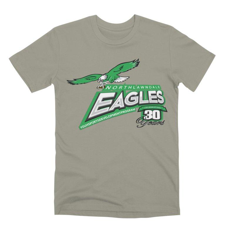 North Lawndale Eagles 30 Year Anniversary Men's Premium T-Shirt by J. Brantley Design Shop