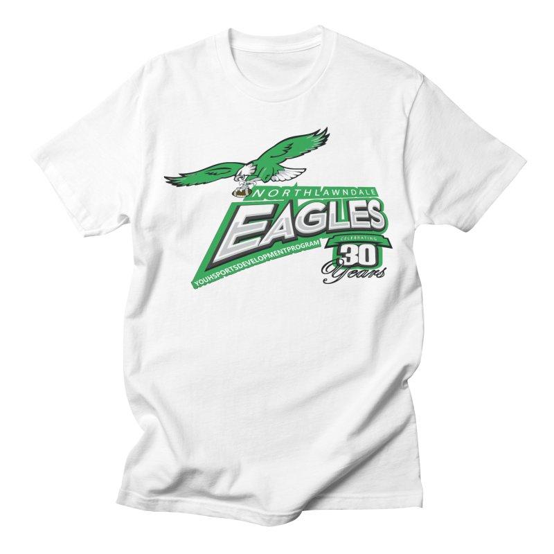 North Lawndale Eagles 30 Year Anniversary Women's Regular Unisex T-Shirt by J. Brantley Design Shop