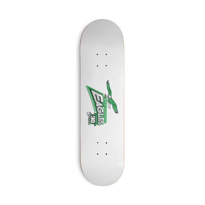 North Lawndale Eagles 30 Year Anniversary Accessories Deck Only Skateboard by J. Brantley Design Shop