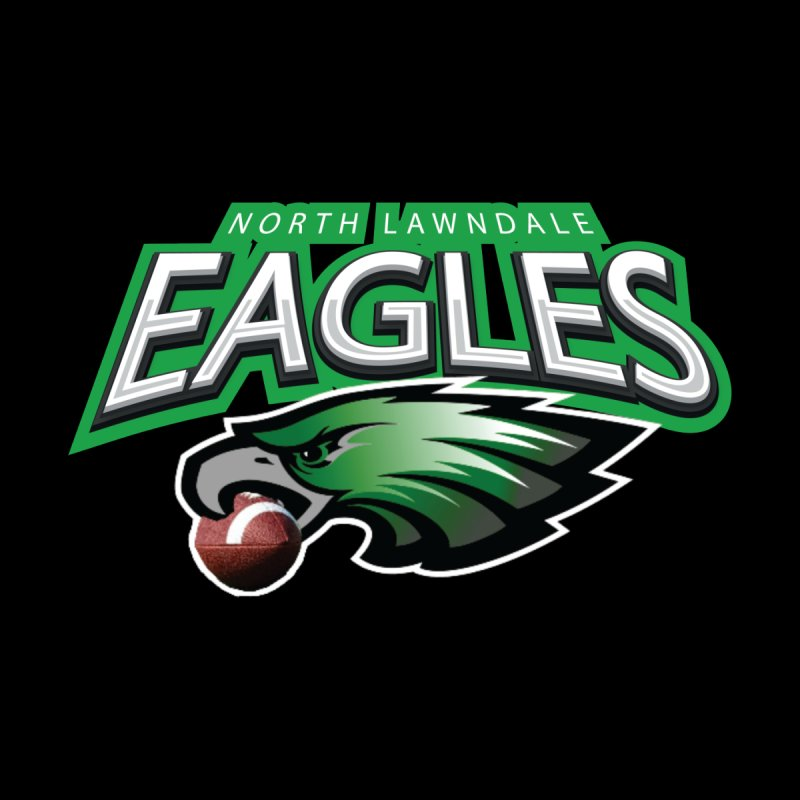 Eagles Logo Plain by J. Brantley Design Shop