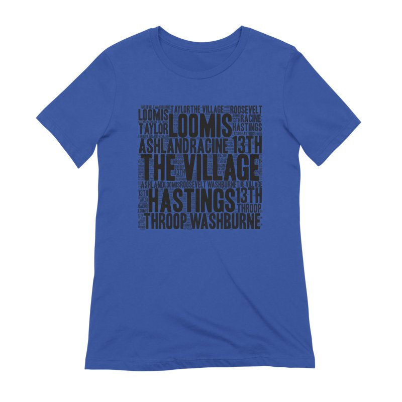 I'm From The Village Women's Extra Soft T-Shirt by J. Brantley Design Shop