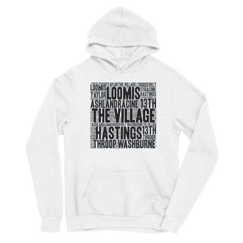 I'm From The Village Women's Sponge Fleece Pullover Hoody by J. Brantley Design Shop