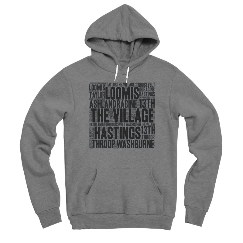 I'm From The Village Men's Sponge Fleece Pullover Hoody by J. Brantley Design Shop