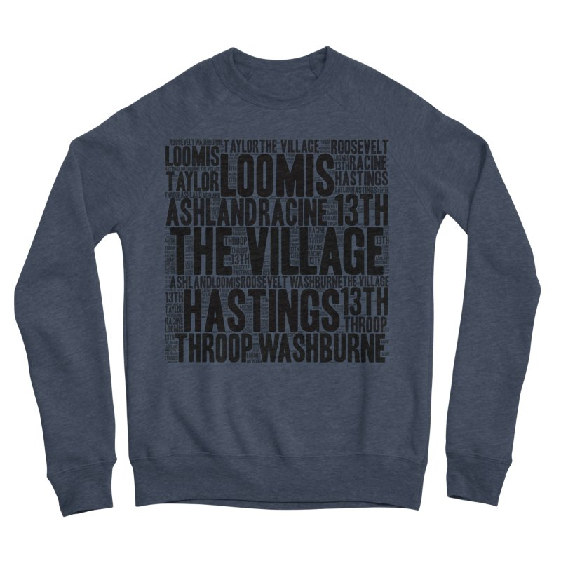 I'm From The Village Women's Sponge Fleece Sweatshirt by J. Brantley Design Shop