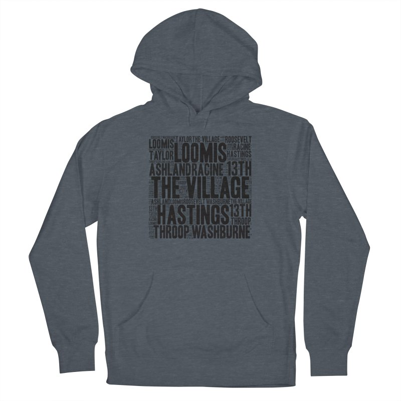 I'm From The Village Men's French Terry Pullover Hoody by J. Brantley Design Shop