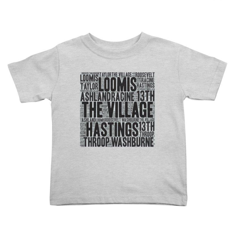 I'm From The Village Kids Toddler T-Shirt by J. Brantley Design Shop
