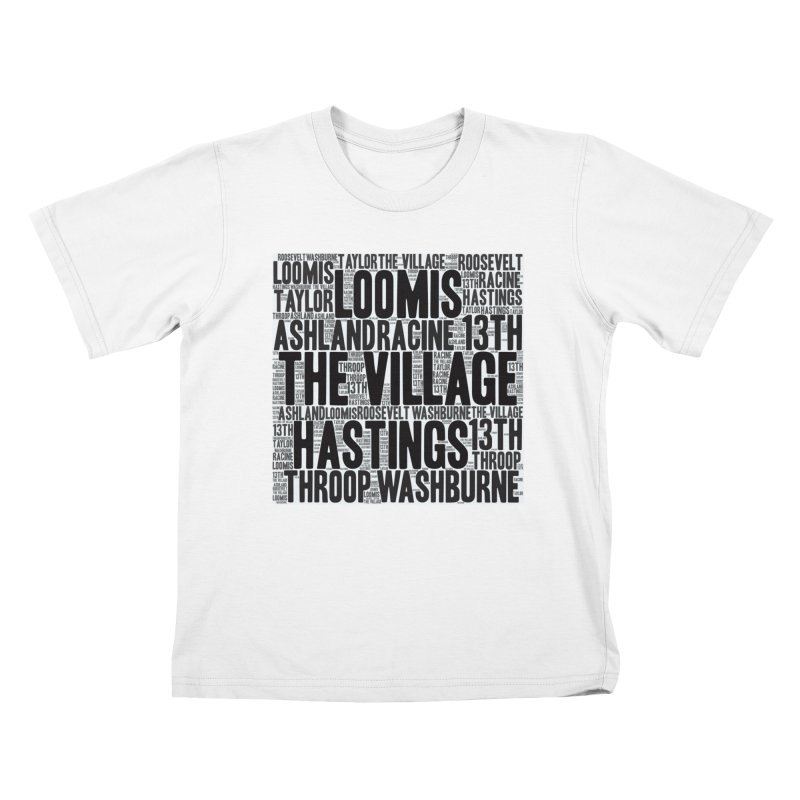 I'm From The Village Kids T-Shirt by J. Brantley Design Shop
