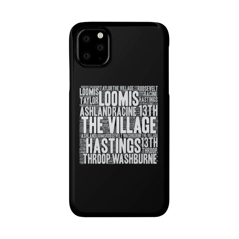 I'm from the Village (white) Accessories Phone Case by J. Brantley Design Shop