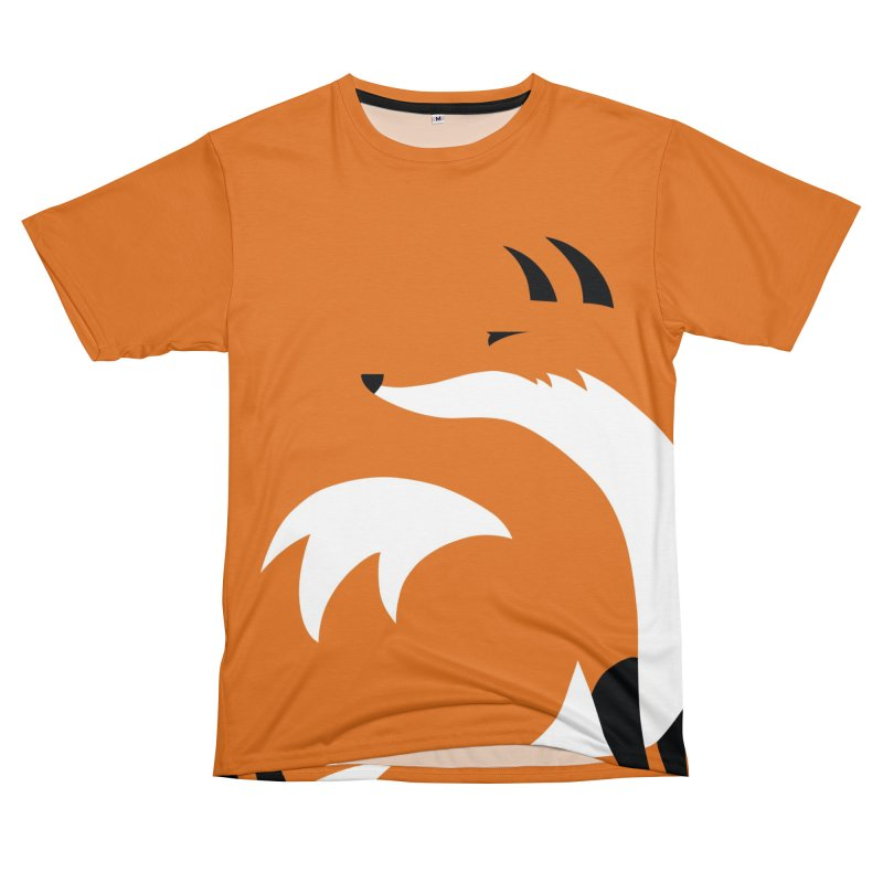 Fox Men's Cut & Sew by JCLovely's Artist Shop