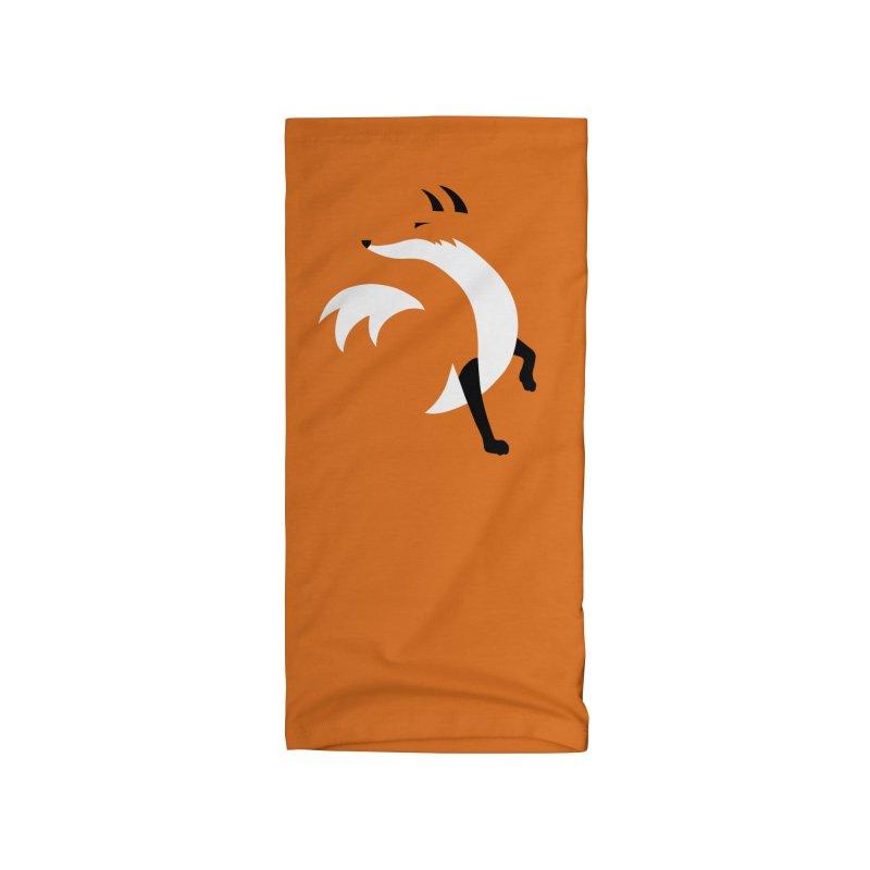 Fox Accessories Neck Gaiter by JCLovely's Artist Shop