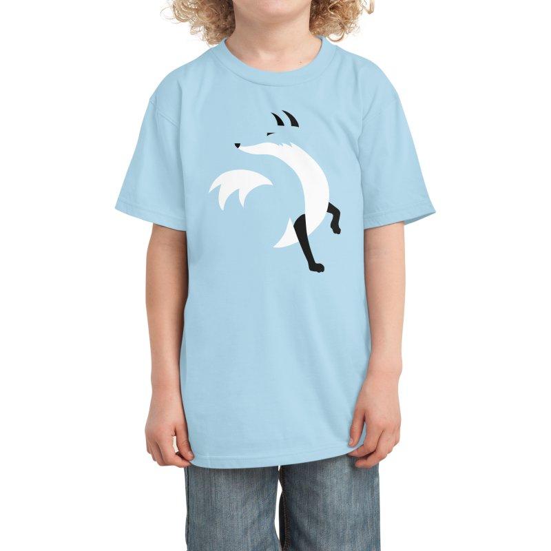 Fox Kids T-Shirt by JCLovely's Artist Shop