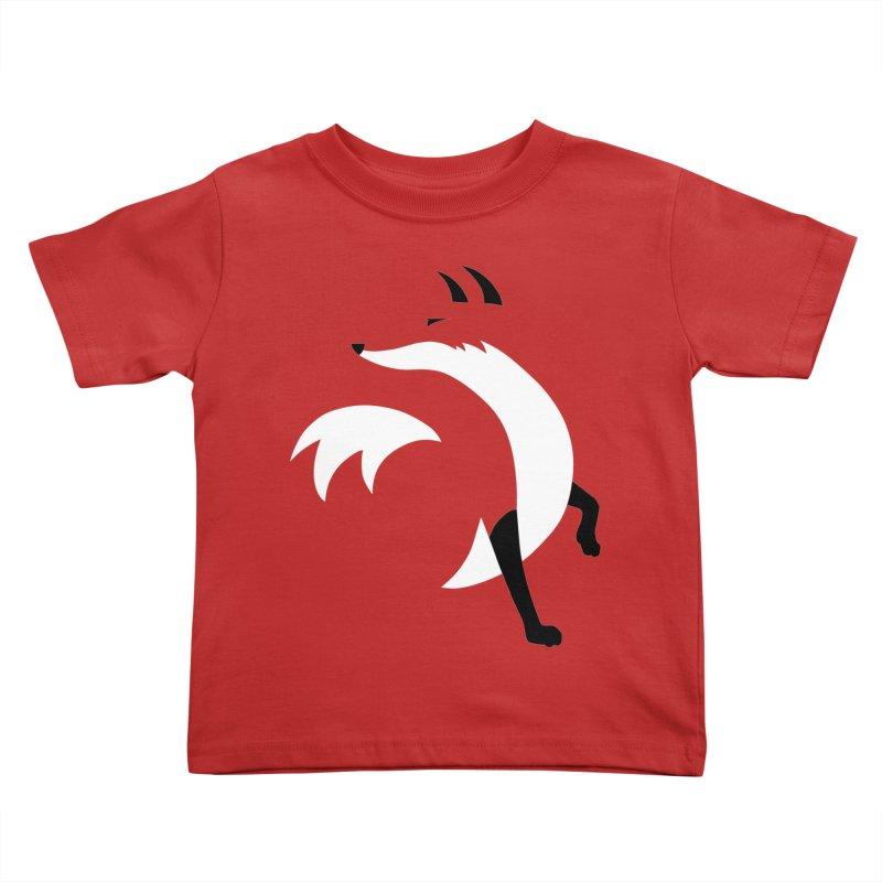 Fox Kids Toddler T-Shirt by JCLovely's Artist Shop