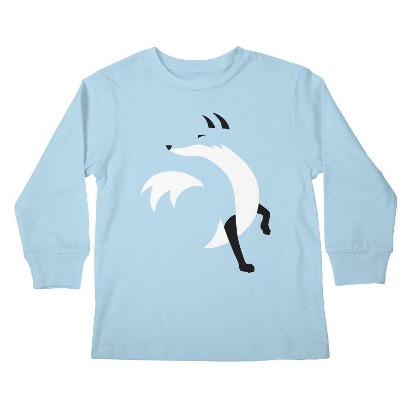 Fox Kids Longsleeve T-Shirt by JCLovely's Artist Shop