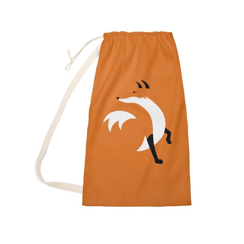Fox Accessories Bag by JCLovely's Artist Shop