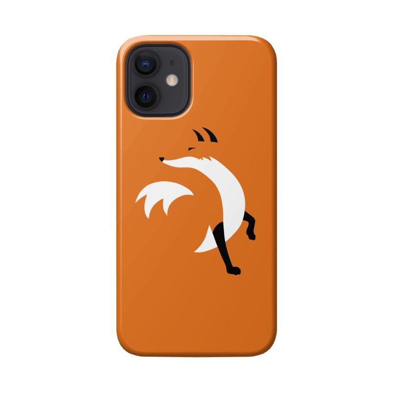 Fox Accessories Phone Case by JCLovely's Artist Shop