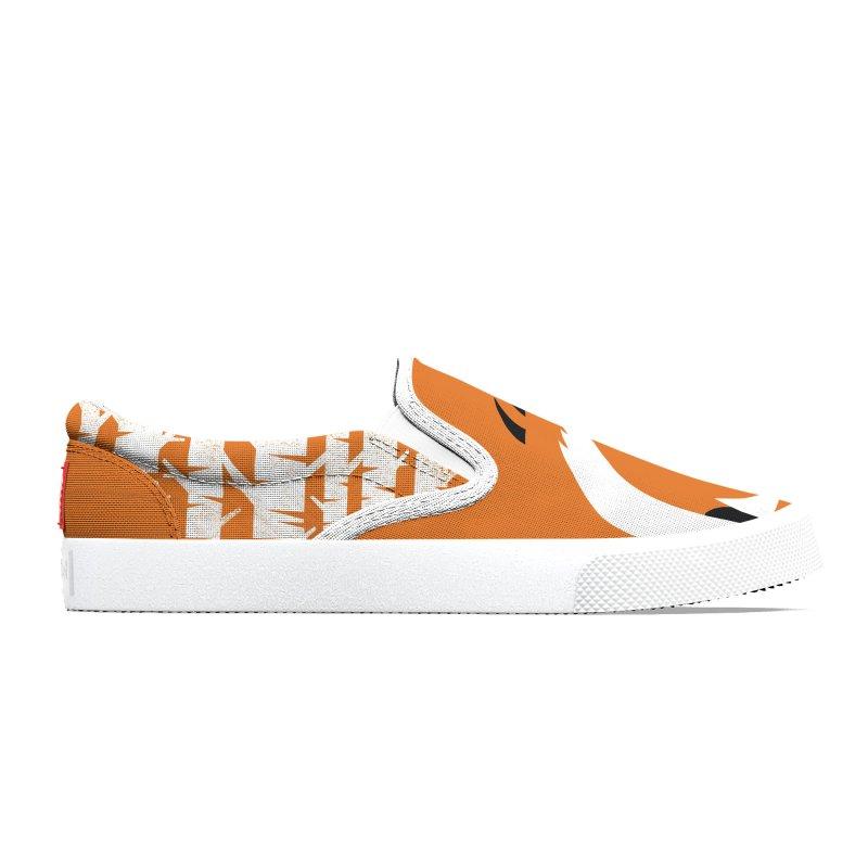 Fox Men's Shoes by JCLovely's Artist Shop
