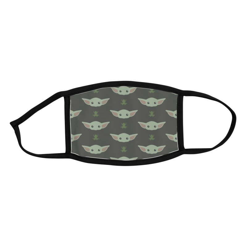 The Child Fashion Print Accessories Face Mask by JCLovely's Artist Shop