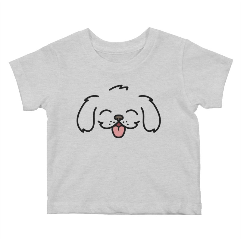 Puppy Kids Baby T-Shirt by JCLovely's Artist Shop