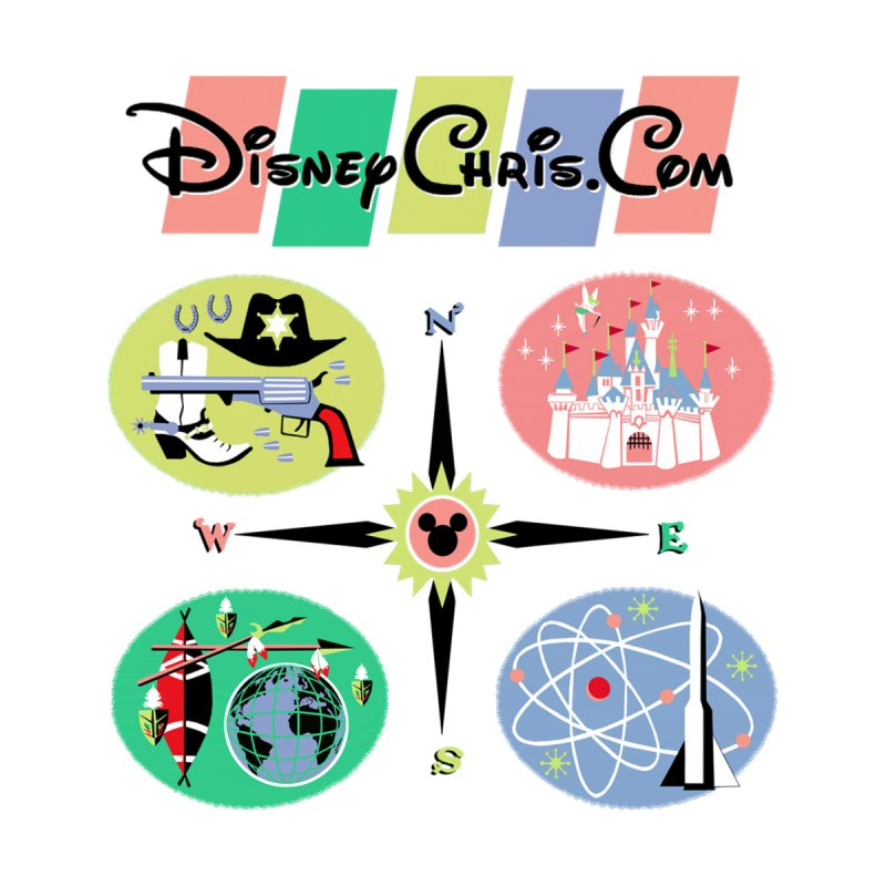 DisneyChris Logo by JCPodcast's Artist Shop